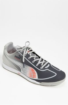 ALEX: Casual Shoes. Size 10. Alex prefers Pumas or New Balance.  (Men's Puma Speed Star Fade)