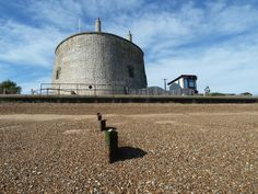 Suffolk Coast, Suffolk England, Live In The Now, Archaeology, Interior Architecture, Castle, Old Things, Tower, Island