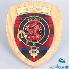 MacDuff Clan Crest W