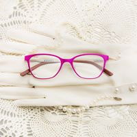 Bevel, not your grandma's pearls but just as timeless.  Bevel Eyewear