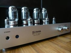 Jolida Tube Amplifier - I ENDORSE WHOLEHEARTEDLY