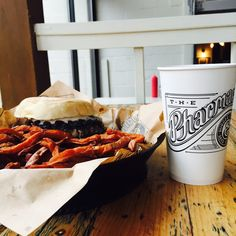 The Pharmacy, Burger and fries in Nashville - The Ultimate Guide to a Weekend in Nashville