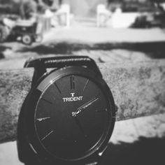 Getting out into the country? Make sure you take your #Trident watch!  #watch #watches #watchesofpinterest #classic #cool #style #fashion #capetown #southafrica #southafricafashion #tridentwatches #tridenttimepieces