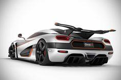 $2 millions de dollars pour la Supercar Koenigsegg Agera One:1