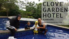 Salah satu ide kegiatan bersama anak yang kami lakukan ialah menginap di hotel.   Kali ini kami coba main di Clove Garden Hotel Bandung.   Di mana alamat lengkapnya?  Berapa tarifnya?  Apa saja fasilitasnya?