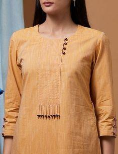 Salwar Designs, Silk Kurti Designs, Kurta Designs Women, Kurti Designs Party Wear, Neck Designs For Suits, Neckline Designs, Sleeves Designs For Dresses, Dress Neck Designs, Blouse Designs