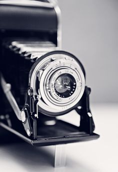 bought this vintage camera at the antiques market