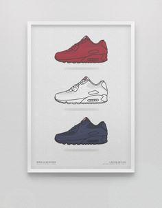 Nike AM90 USA #nike #sneakers