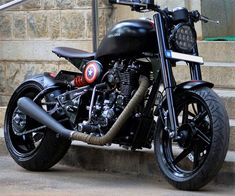 Royal Enfield Modified 10 GORGEOUSLY modified Royal Enfields from Bulleteer Customs, Modified Bullets Enfield Bike, Enfield Motorcycle, Bobber Motorcycle, Ktm Cafe Racer, Royal Enfield Thunderbird 350, Royal Enfield Wallpapers, Bullet Bike Royal Enfield, Royal Enfield Modified, Vintage Motorcycles