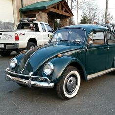 Our bud Chris of Classic VW Bugs just finished a Java Green '67.  #LaneRussellVW #VintageVW #Volkswagen #aircooled #aircooledvw #german #vw #vws #vdub #vdubs #bug #beetle #thesamba #vwbus #vwallday #vwdaily #vwlife #vwlove
