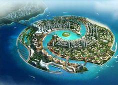 As mais incríveis ilhas artificiais do mundo - Fernando Moreira: O Globo