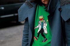 our favorite street style from new york fashion week, day two...