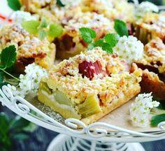 Puszysty sernik śmietankowy Pasta Salad, Potato Salad, Cauliflower, Grilling, Potatoes, Meat, Chicken, Vegetables, Ethnic Recipes