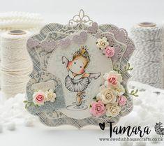 Handmade by Tamara: Spellbound