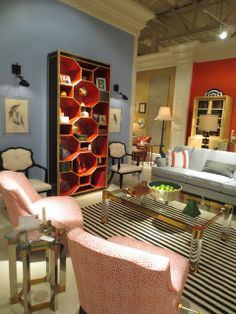 Celerie Kemble for #henredon.  LOVE!                           J. Waddell Interiors: My Trend Report - More Top Picks!