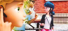 Adrien, te ves tan tierno, pero quisiera golpearte, MARINETTE TE DIO ESO, POR DEOS