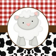 La Granja Bebés: Etiquetas para Candy Buffet para Imprimir Gratis. Farm Animal Party, Farm Animal Birthday, Barnyard Party, Farm Birthday, Farm Party, Birthday Party Themes, Barn Parties, Western Parties, Sheriff Callie Birthday