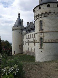 château de Chaumont (Loir-et-Cher) - Centre