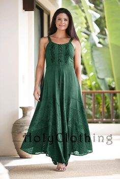 Shop Riona Corset Peasant Maxi Sun Dress In Green Jade: http://holyclothing.com/index.php/riona-bustier-corset-empire-gypsy-peasant-boho-maxi-sun-dress.html From $37.99. Repins are always appreciated :) #holyclothing #fashion