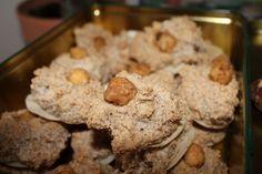 Diese super einfachen Nussplätzchen mit Eiweiß sind an Weihnachten bei uns einfach ein MUSS!