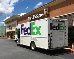 Don't ask too many questions. #FedEx #UPS