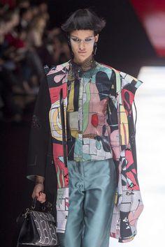 Giorgio Armani, Primavera/Estate 2018, Milano, Womenswear