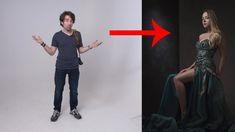 Great photography is about working with what you have to capture stunning imagery. In this short lesson, Patrick takes a simple white studio space and turns . Photography Studio Setup, Photography Lighting Setup, Photography Settings, Photo Lighting, Photography Business, Light Photography, Portrait Photography, Dramatic Photography, Photography Tips