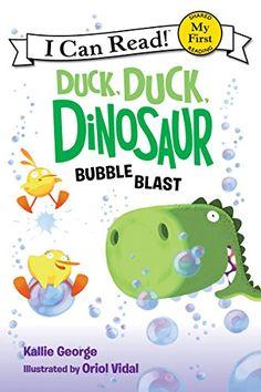 Duck, Duck, Dinosaur: Bubble Blast (My First I Can Read) - Kindle edition by George, Kallie, Vidal, Oriol. Children Kindle eBooks @ Amazon.com.