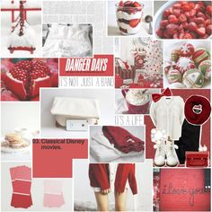"Cranberry red for the home! ""131. I Am Running Out Of Words To Say To You"" by raelee-xoxo on Polyvore"