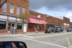 Downtown Zebulon NC