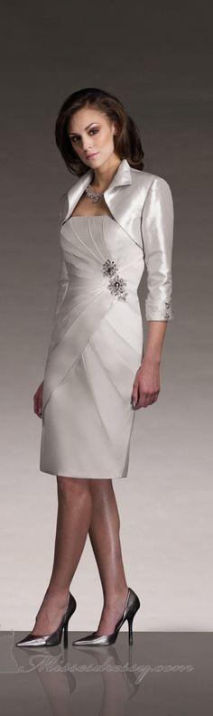 7f1ac9b93db1 mother of the groom Tailleur Mariage, Robes De Soirée Formelles, Robes De  Réception,