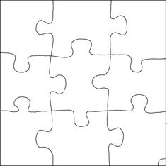 Printable Puzzle Template Free 2 Piece Blank Jigsaw Filetype Pdf Pieces Autism Large Create A Paper Balloon Hot Air Birthday Invitation All About Me Printable Puzzle Piece Template Puzzle Template printable 4 piece puzzle template tim's printable puzzle Printable Graph Paper, Printable Puzzles, Templates Printable Free, Printables, Maths Puzzles, Jigsaw Puzzles, Puzzle Piece Template, All About Me Printable, Paper Balloon
