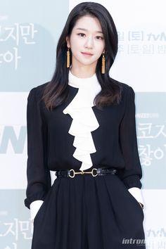 Korean Actresses, Korean Actors, Beautiful Asian Girls, Beautiful Girl Image, Korean Beauty, Asian Beauty, Seo Ji Hye, Kpop Fashion Outfits, Iranian Women