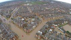 Storm Desmond: Prince Charles visits clean-up operation in Cumbria - BBC News Cumbria, Prince Charles, Bbc News, Lake District, December, England, Meet, English, British