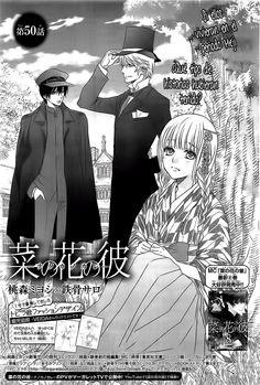 Manga Nanohana no Kare- Capítulo 50 Página 2