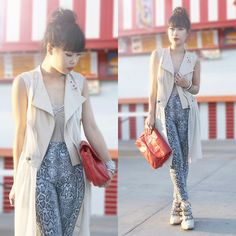 Best of Both Worlds (by Toshiko S.) http://lookbook.nu/look/4620379-Best-of-Both-Worlds