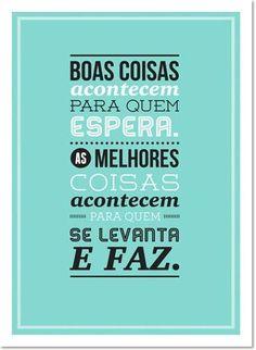Varios Modo de Ver : poster decorativo frases