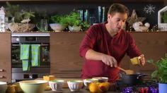 Széll Tamás - Mákos császármorzsa trópusigyümölcs-chutney-val