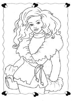 Ausmalbilder Barbie Pegasus  Ausmalbilder Pferde  Pinterest