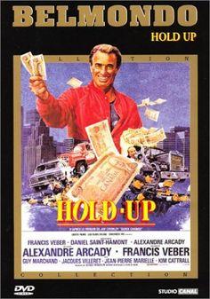 Hold-Up DVD ~ Jean-Paul Belmondo