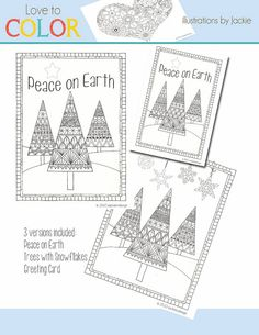 Triangle Ornmanet 1 Coloring Page Pdf Instant By Jackieindesign