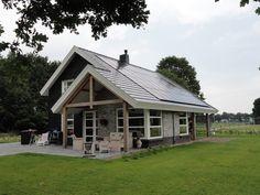 Foreco Dalfsen (Projectreferentie) - Landelijke en energieneutrale villa - architectenweb.nl