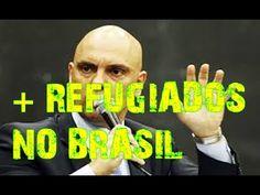 Condomínio de Ideias: Refugiados no Brasil ... Você é a favor ?