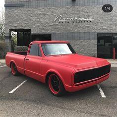 Showcasing the sickest Chevy trucks 72 Chevy Truck, C10 Trucks, Chevy C10, Hot Rod Trucks, Lifted Ford Trucks, Lowered Trucks, Pickup Trucks, Gmc Pickup, Jeep Wrangler Tj