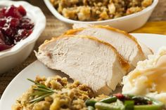 Slow Cooker Roasted Turkey - Delicious TURKEY anytime of the year! YUM! www.GetCrocked.com