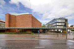 AD Classics: House of Culture / Alvar Aalto