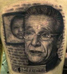 maury tattoo