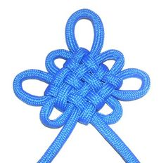Mystic Knot would be nice with pendant hanging off of it - using Shamballa cord