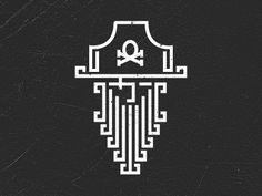 Pirate #logo #inspiration #design #dribbble