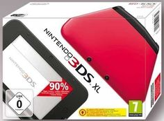 Nintendo 3DS - console XL red + power supply (CIB, boxed) (great condition): $246.06 End Date: Sunday Jan-14-2018 12:39:06 PST Buy It Now…